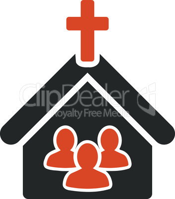 Bicolor Orange-Gray--church.eps