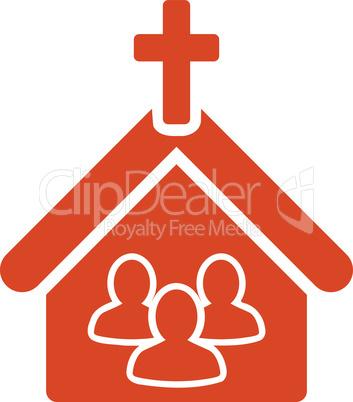 Orange--church.eps