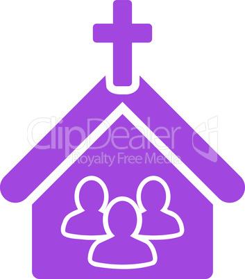 Violet--church.eps