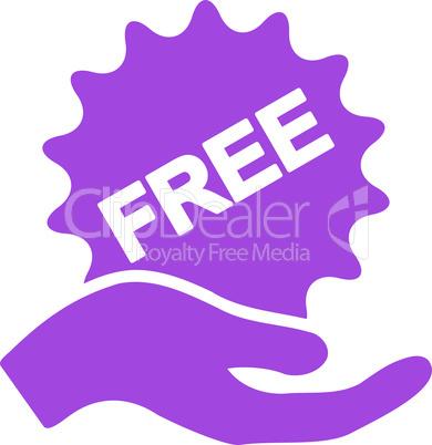 Violet--free present.eps