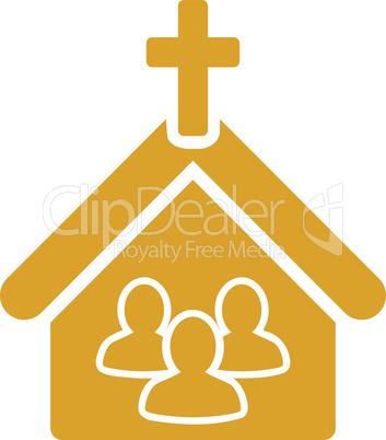 Yellow--church.eps