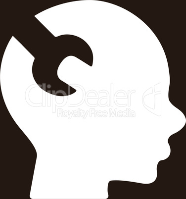 bg-Brown White--brain service.eps