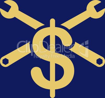 bg-Blue Yellow--service price.eps