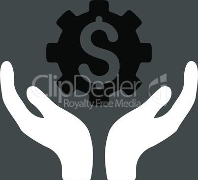 bg-Gray Bicolor Black-White--maintenance price.eps