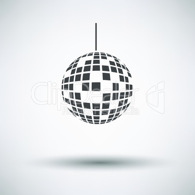 Party Disco Sphere Icon