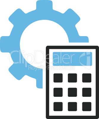 Bicolor Blue-Gray--engineering calculations.eps