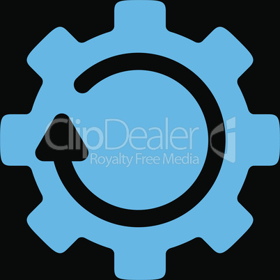 bg-Black Blue--gear rotation.eps