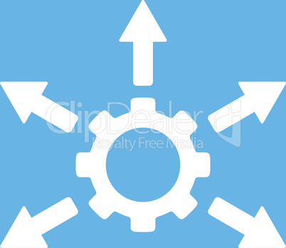 bg-Blue White--gear distribution.eps