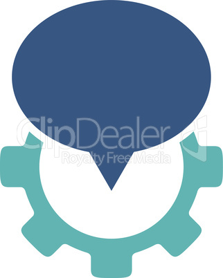 BiColor Cyan-Blue--industry map marker.eps