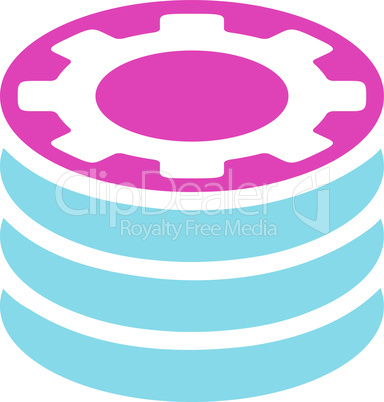 BiColor Pink-Blue--casino chips v2.eps