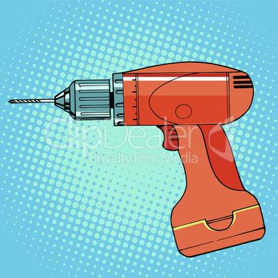 work tool drill screwdriver