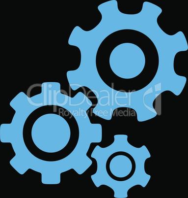 bg-Black Blue--mechanism.eps