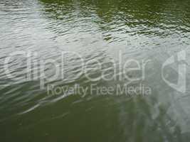 ripple on water