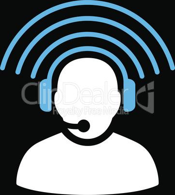 bg-Black Bicolor Blue-White--operator signal v3.eps