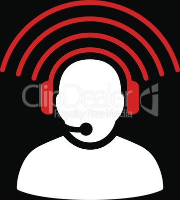 bg-Black Bicolor Red-White--operator signal v3.eps