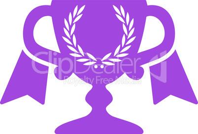 Violet--award cup.eps