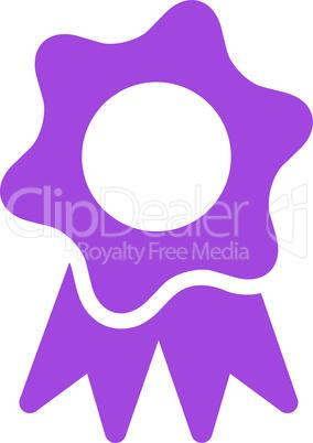 Violet--award seal.eps
