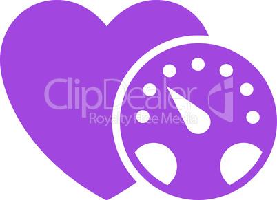 Violet--blood pressure meter.eps
