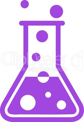 Violet--boiling liquid.eps