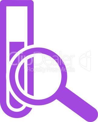 Violet--chemical test.eps