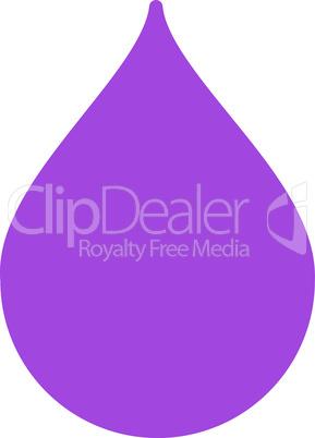 Violet--drop.eps