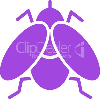 Violet--fly.eps