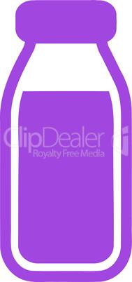 Violet--full bottle.eps