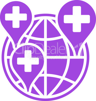 Violet--global clinic company.eps