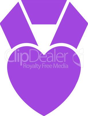 Violet--heart award.eps