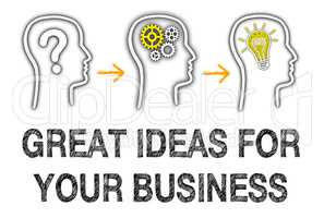 Great Ideas for your Business