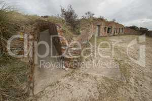 Old German bunker