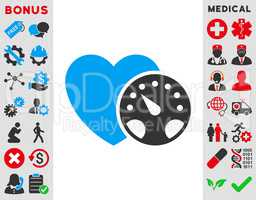 Blood Pressure Meter Icon
