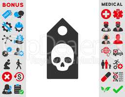 Death Coupon Icon
