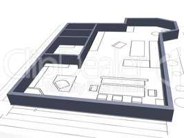 3d foundation design is to plan