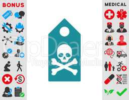 Death Mark Icon