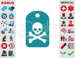 Death Sticker Icon