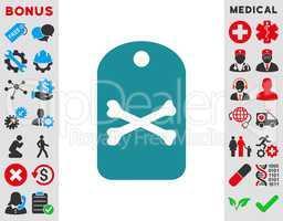Death Tag Icon