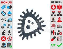 Micro Parasite Icon