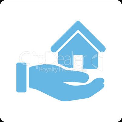 bg-Black Bicolor Blue-White--real estate.eps
