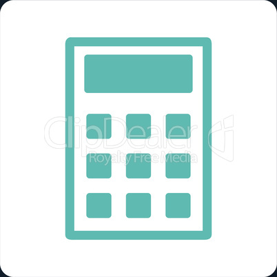 bg-Dark_Blue Bicolor Blue-White--calculator.eps