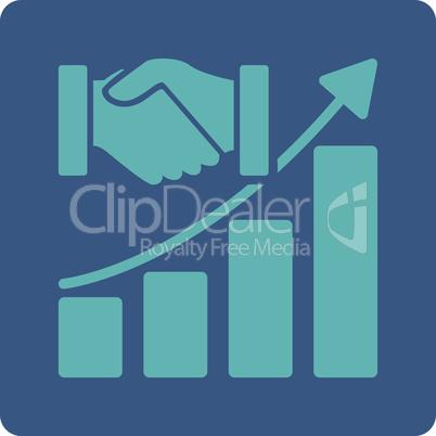 BiColor Cyan-Blue--Acquisition growth.eps