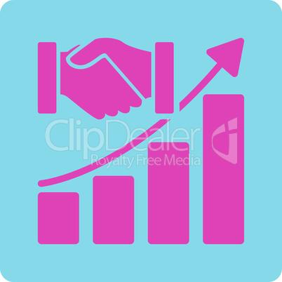 BiColor Pink-Blue--Acquisition growth.eps