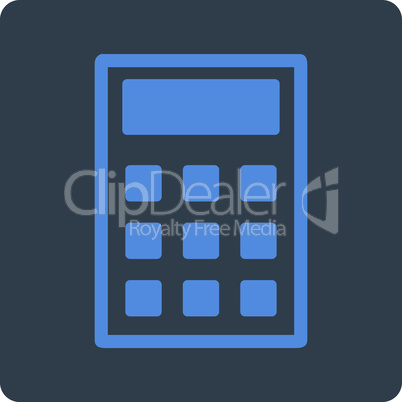 BiColor Smooth Blue--calculator.eps
