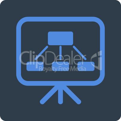 BiColor Smooth Blue--scheme screen.eps