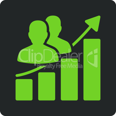 Bicolor Eco_Green-Gray--Audience growth.eps