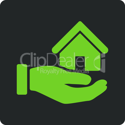 Bicolor Eco_Green-Gray--real estate.eps