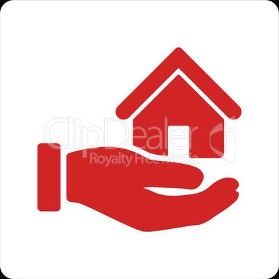 bg-Black Bicolor Red-White--real estate.eps