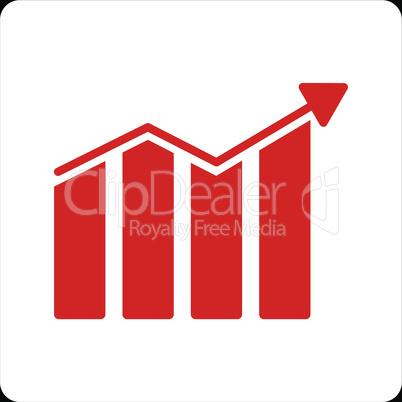 bg-Black Bicolor Red-White--trend.eps