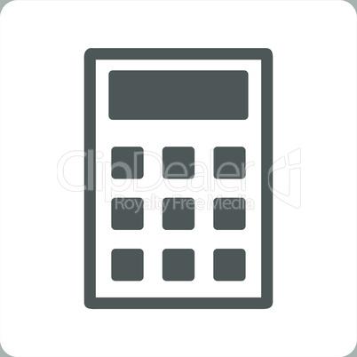bg-Silver Bicolor Dark_Gray-White--calculator.eps