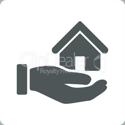 bg-Silver Bicolor Dark_Gray-White--real estate.eps